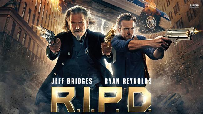 RIPD movie 2013