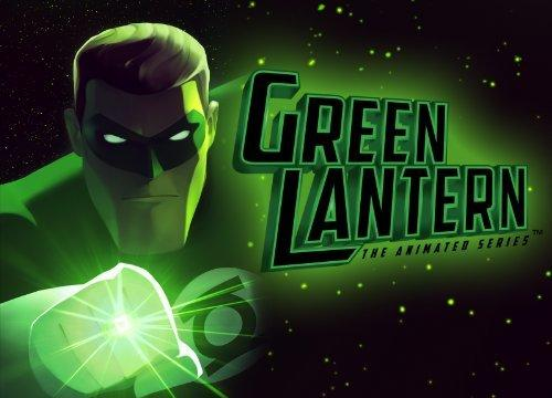 Green Lantern The AnimatedSeries