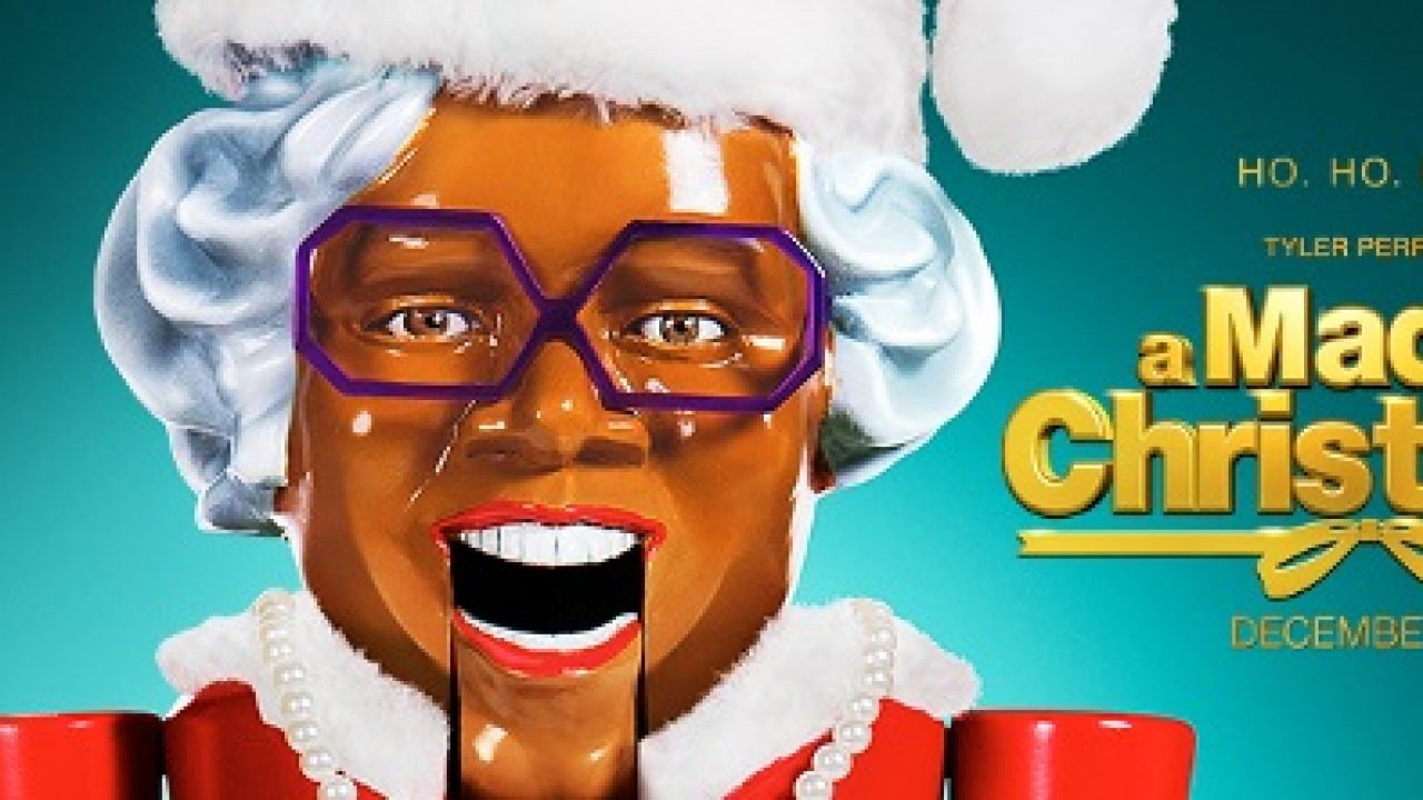 Madea Christmas Soundtrack List
