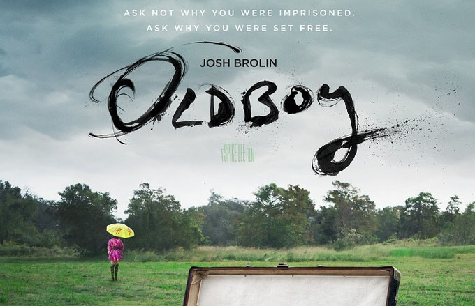 Oldboy moive poster