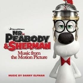 Mr  Peabody & Sherman Soundtrack List | Soundtrack Mania