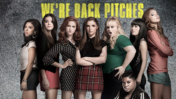 Pitch Perfect 2 Soundtrack List List Of Songs