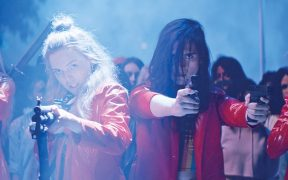 Assassination Nation Movie Banner