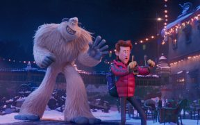 Smallfoot movie - animation