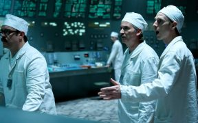 Chernobyl HBO Mini Series