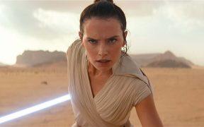star wars rise of the skywalker banner